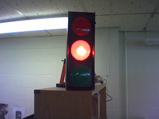 Photo of the Traffic Light